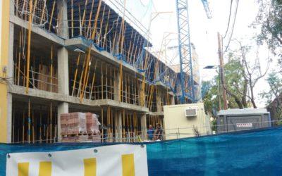 Avances Obras Edificio Vicentelo