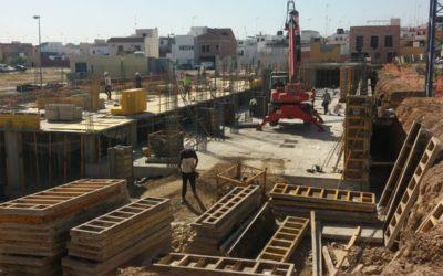 Asi avanza tu nueva vivienda en Camas: Nuevas fotos de la Promocion AURI Residencial