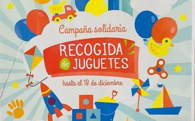 Campaña Solidaria Recogida de Juguetes